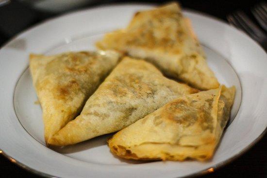 Dar Iman: baked Briwats