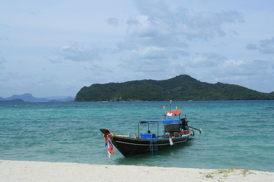 Koh Taen: koh mudsum, relax at beach