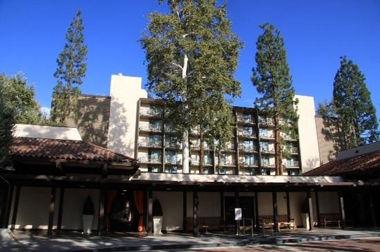 Our room - Picture of The Garland, Los Angeles - TripAdvisor