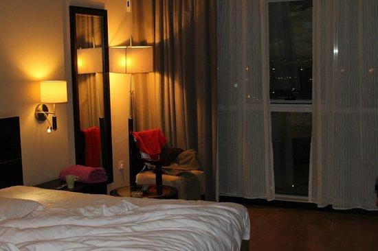 Grandeur Hotel : номер