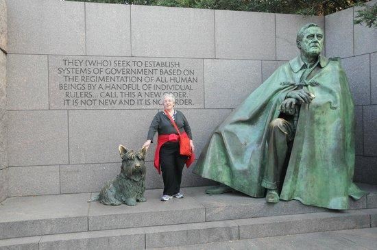 Franklin Delano Roosevelt Memorial: FDR Legacy