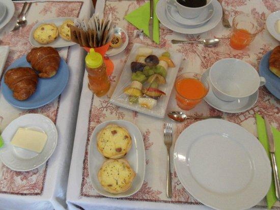 Fiorenza B&B: ontbijt