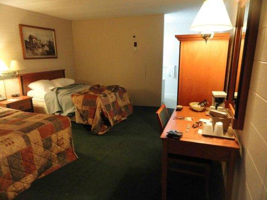 Thriftlodge Niagara Falls at the Falls: The room