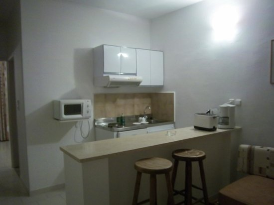 Hotel Solemar: Kitchenette, Room 12