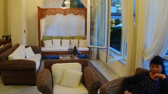 Hotel La Pigna: Hotelbereich