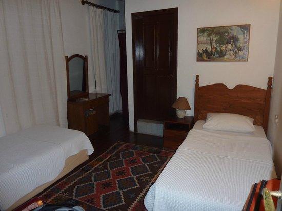 Atelya Art Hotel: Einzelzimmer