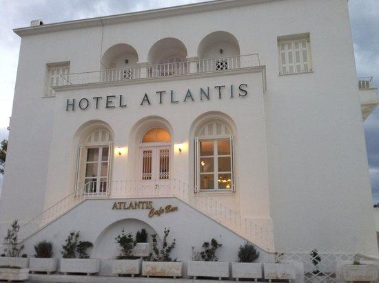Atlantis Hotel: Hotel