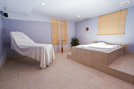Spa at Bourget Inn & Spa