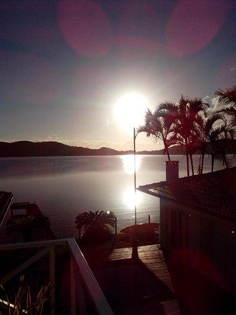 Girassois da Lagoa Guesthouse: Vista da Suíte A!