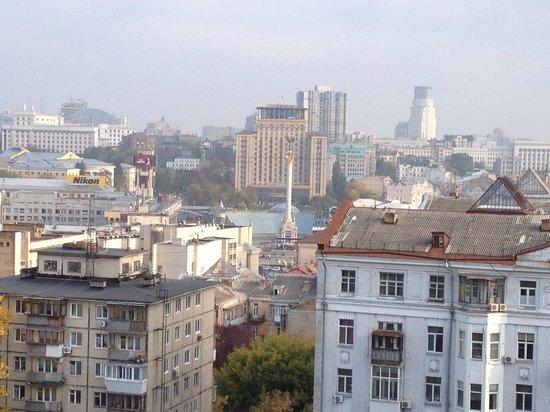 Hyatt Regency Kiev: schöner Ansicht