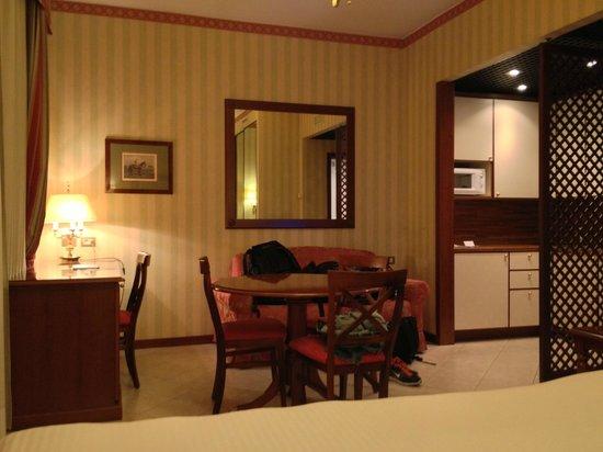 ATAHOTEL Linea Uno Residence: Room 224