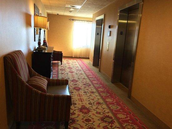 Hampton Inn & Suites Salt Lake City-West Jordan: Elevator Area