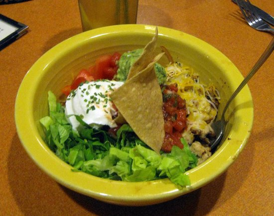 Duluth Grill: The Chicken Burrito Bowl