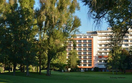 Brit Hotel Hotel du Parc Rive Gauche: Hotel Parc Rive Gauche.