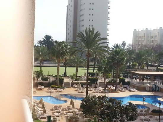 ClubHotel Riu Costa del Sol : view from room