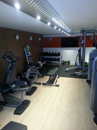 Design Hotel F6: Gym