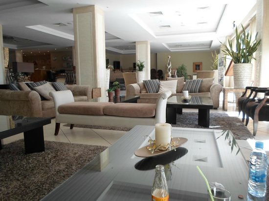 Atlantica Miramare Beach: Hotel reception
