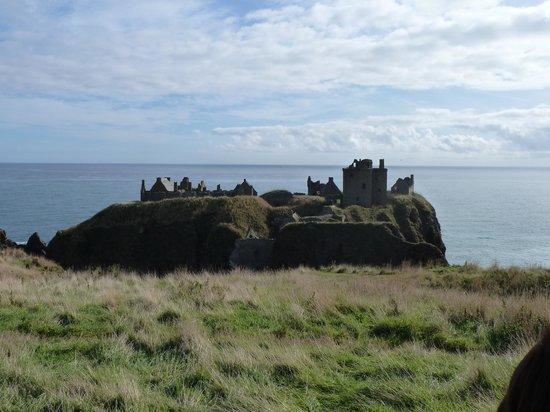 Aberdeen Maritime Museum: Dunnottar Castle
