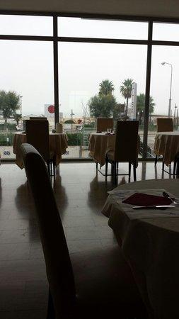 Hotel Alisei Palace : Ristorante