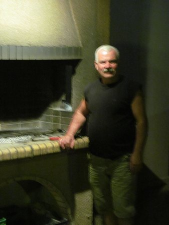 Пастида, Греция: Fresh From The Grill...Marietta and Michaels Dad xxx
