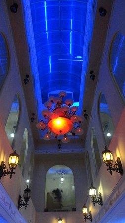 Hashimi Hotel: Hotel interior