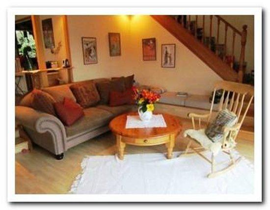Fernglen Bed & Breakfast: Lounge