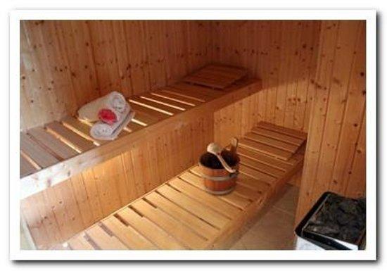 Fernglen Bed & Breakfast : Inhouse Sauna