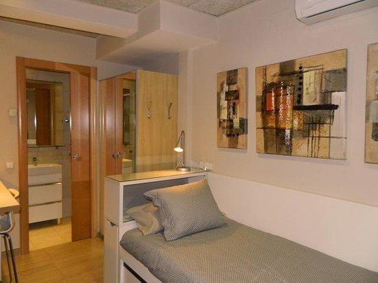 Hostal House: habitacion individual