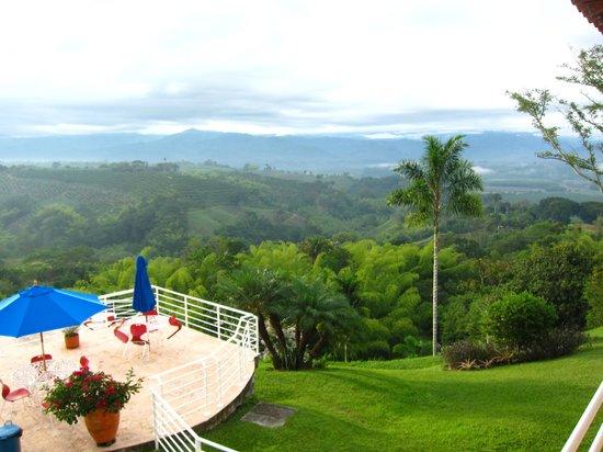 Hotel Mirador Las Palmas : View from Room