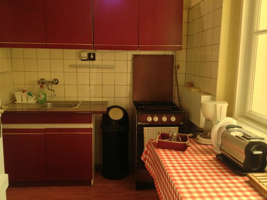 Firstapartments Inn City Center: Kitchen - Fully Kitted up