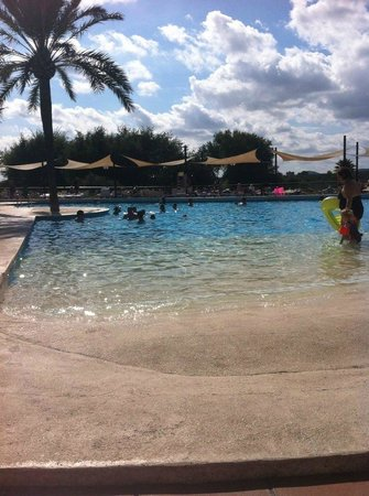 Club Cala Romani : pool