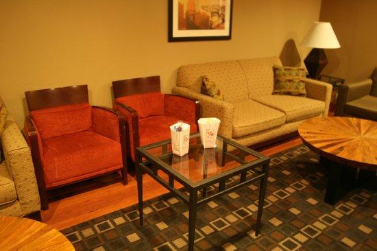 Hampton Inn New York - LaGuardia Airport: VIP seating