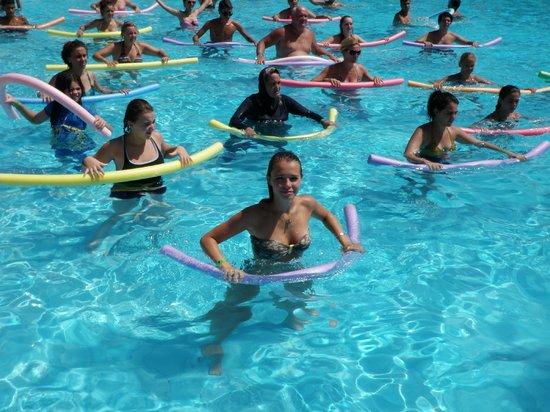 El Mouradi Port El Kantaoui : aqua-gym