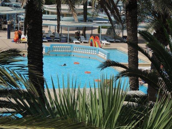 El Mouradi Port El Kantaoui : piscine