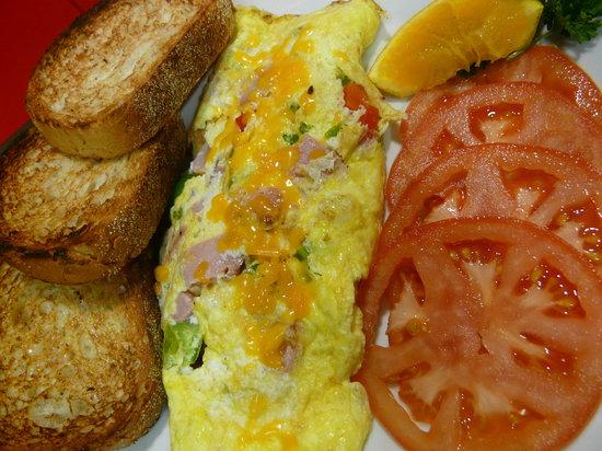 Nathan Detroit's Sandwich Pad : Breakfast served until 2:30pm