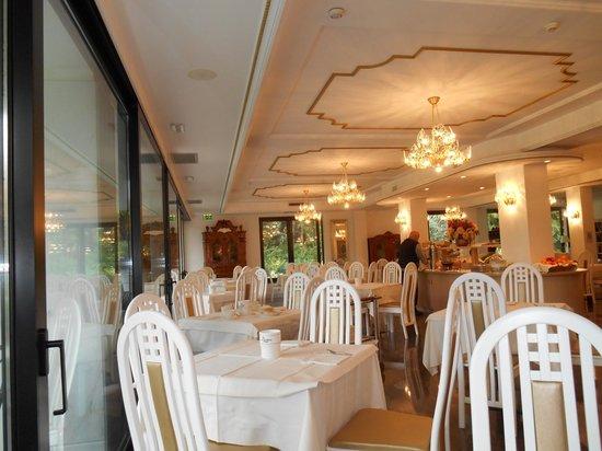 Parc Hotel Flora : Restuarant
