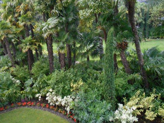 Parc Hotel Flora: Garden