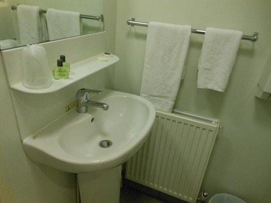 Garden Court Hotel: il bagno