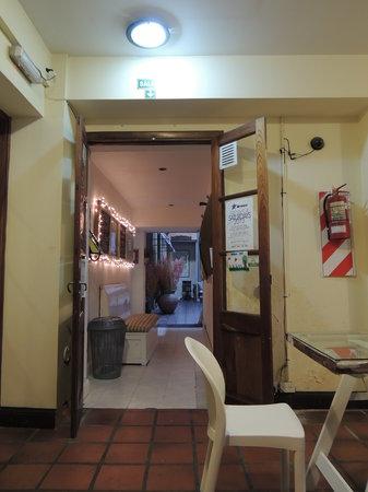 BA Stop Buenos Aires Hostel : Vista do corredor
