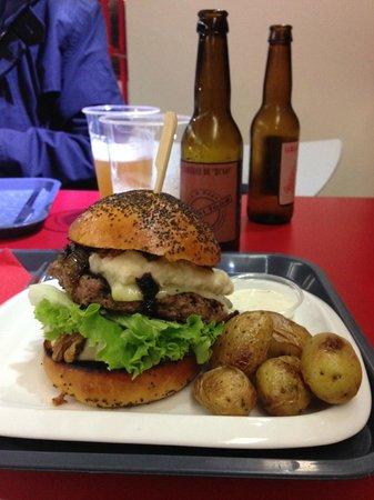 Claire & Hugo : Le burger John