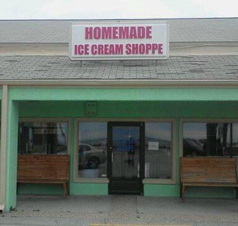 Homemade Ice Cream Shoppe