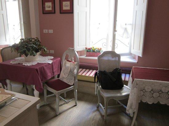 La Dimora del Centro: tea/coffee room