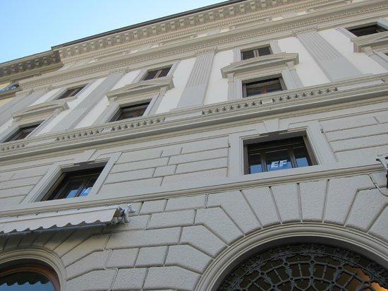La Dimora del Centro: hotel building