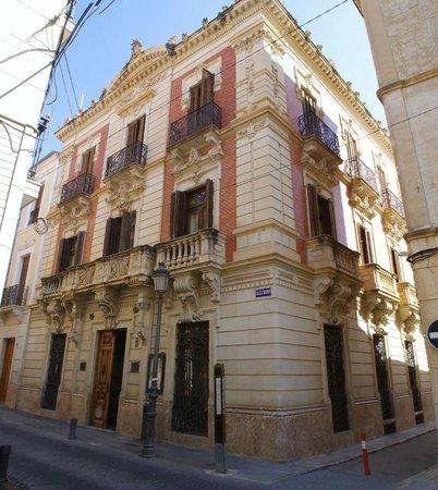 foto de casa museo modernista novelda the exterior