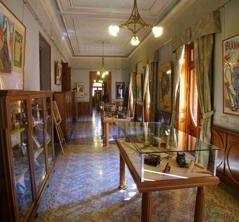Casa Museo Modernista: The toy room