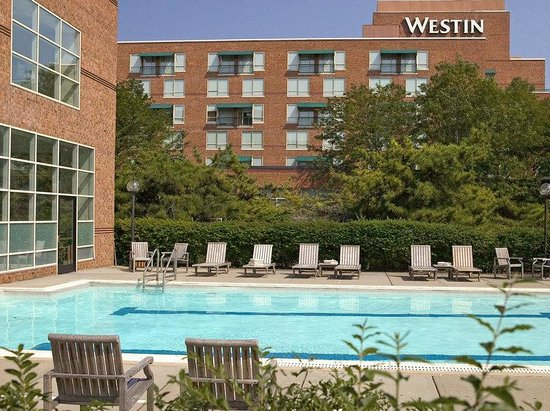 The Westin Princeton at Forrestal Village: Pool