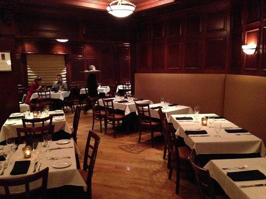 Dining Area Picture Of Chris Michael S Steakhouse