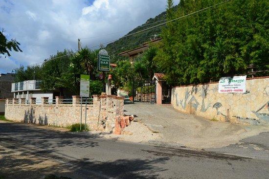 Siete arrivati! - Picture of Ristorante Pizzeria Le Terrazze ...