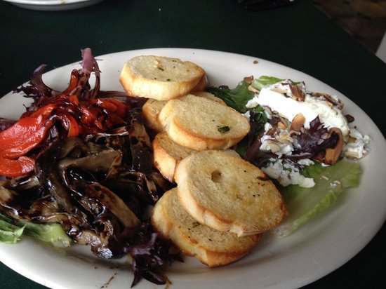 Patty B's: Best goat cheese app EVER!!!!!