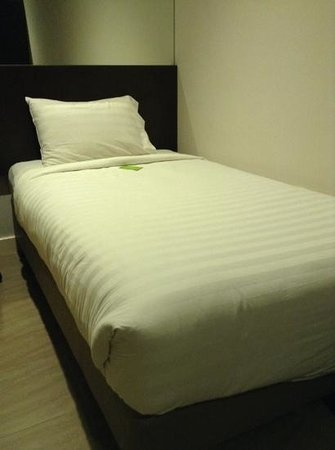 101 Hotel Bintulu: Nice single bed